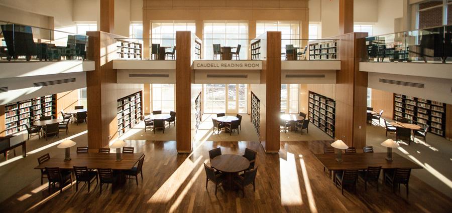 Liberty University Library James Harte⎟ Architecture